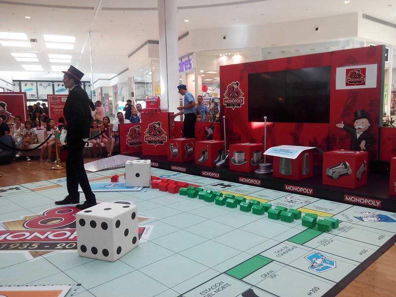 Evento Monopoly 1