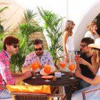 Aperol Beach Party - Un buen día en Madrid