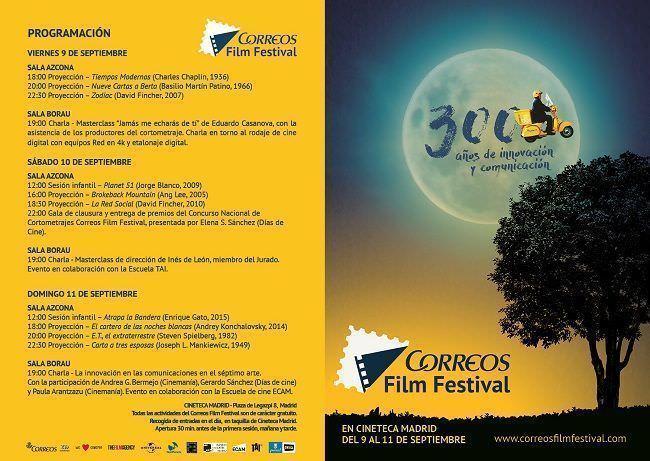 II Correo Cine Festival