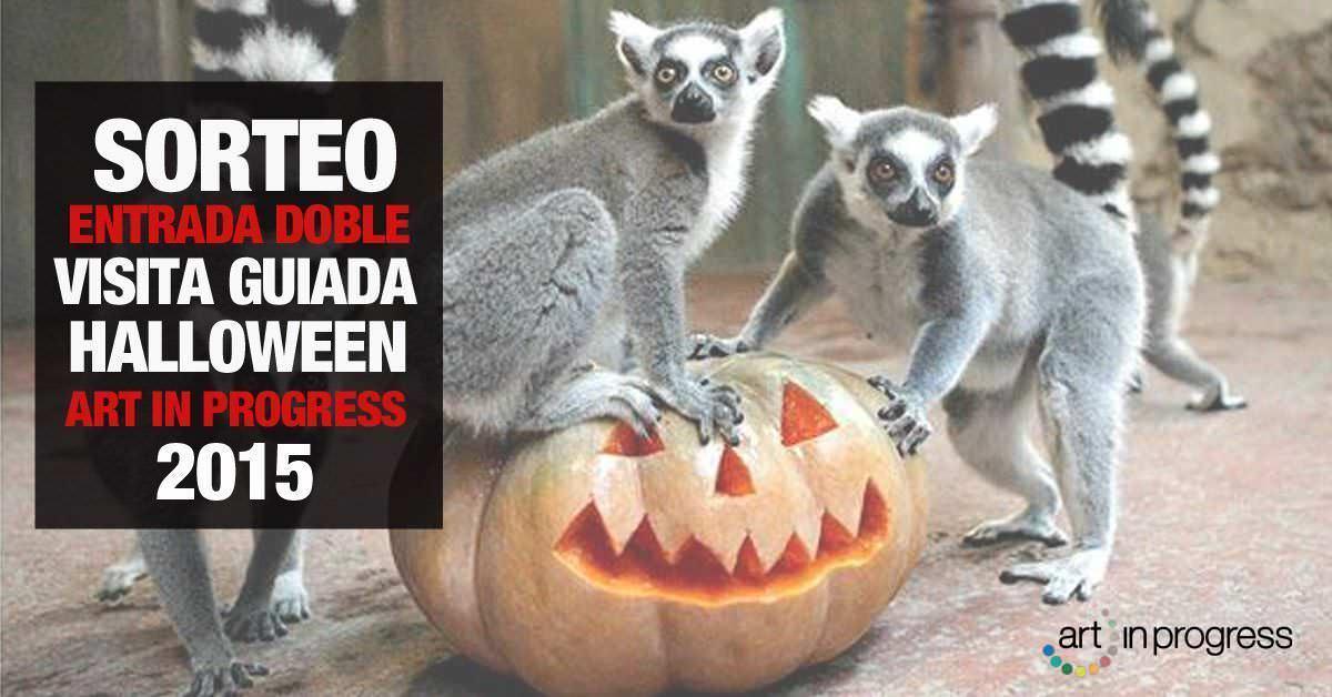 Sorteo halloween facebook