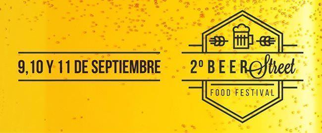 2º Beer Street Food Festival