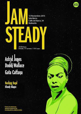 jam steady