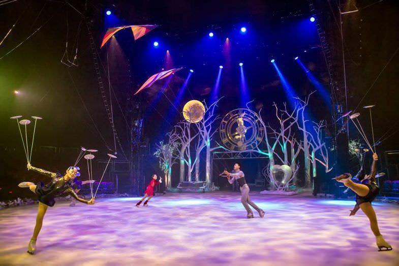 pista de hielo madrid circo