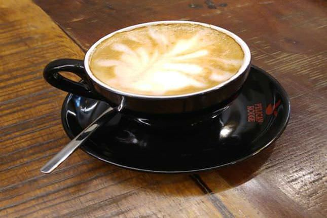 Un café en Pelican Rouge para entrar en calor
