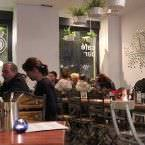 Interior de Alma Café