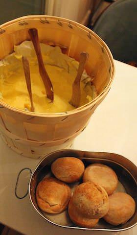 Barril de mantequilla
