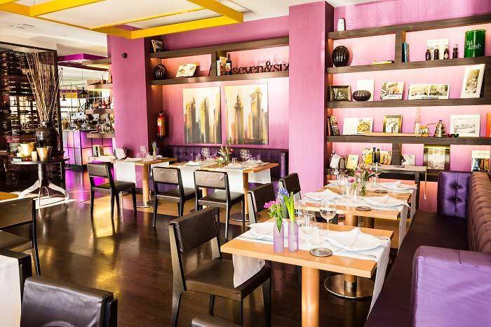 Restaurante Seven & Six
