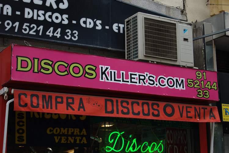 Killer´s Discos