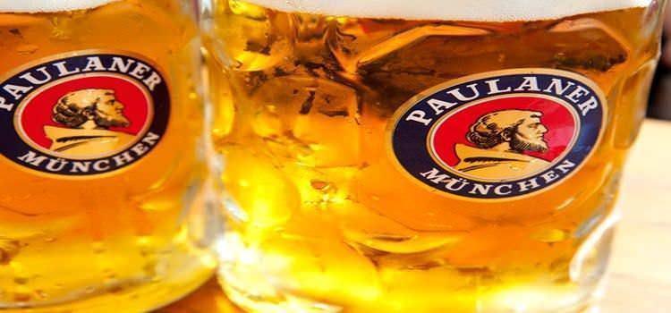 Paulaner estará presente en la Feria de la Cerveza.