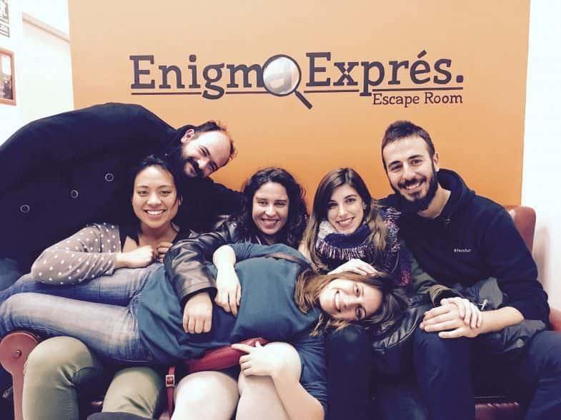 Ubdem en Enigma Express