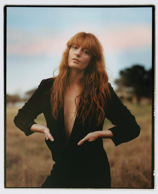 Florence & The Machine en concierto