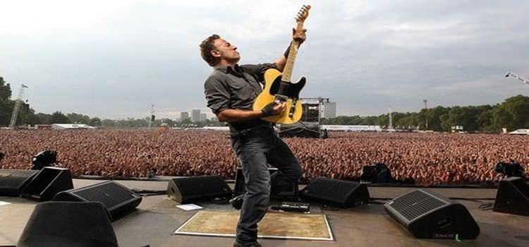 Bruce Springsteen en Madrid