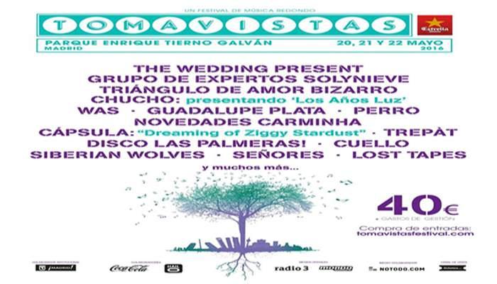 Vuelve el Festival Tomavistas.