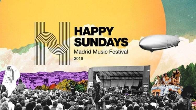 Happy Sundays una nueva propuesta de ocio en Madrid.