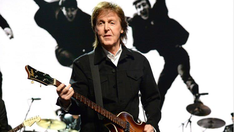 Paul McCartney vuelve a Madrid.
