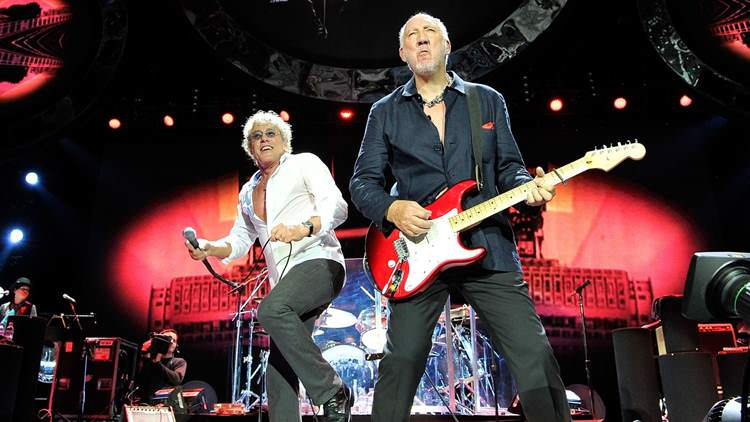 The Who dará su última actuación en Madrid en el Mad Cool Festival.