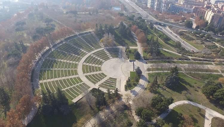 El Parque Enrique Tierno Galván será el lugar donde se celebre la edición 2016 del Festival Tomavistas.