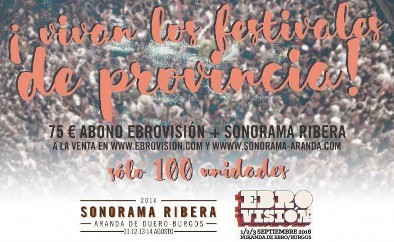 Sonorama Ribera y Ebrovisión