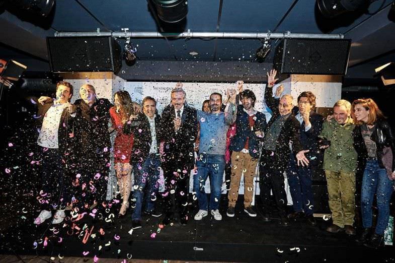 Celebración de los premios Yago del cine