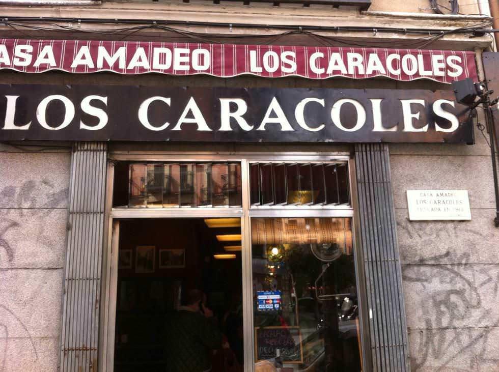 Casa Amadeo en la plaza del Cascorro