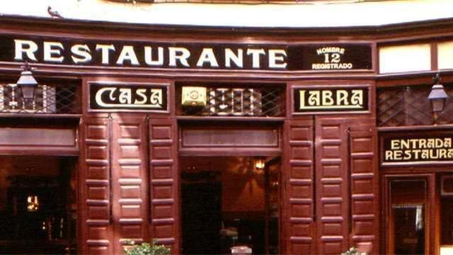 Casa Labra en Calle Tetuán