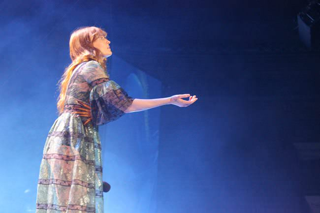Florence And The Machine conquistaron Madrid.