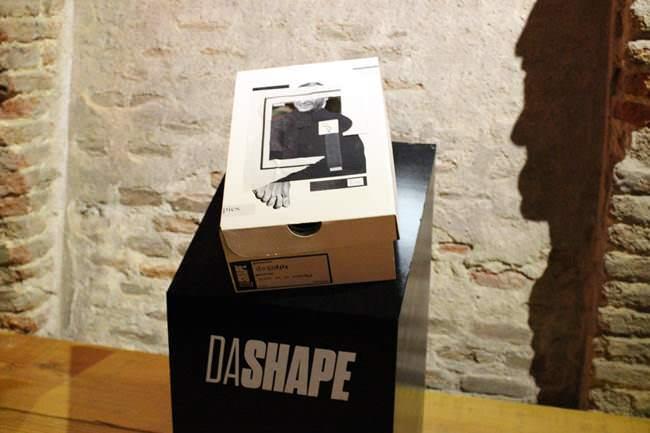 Arte en la presentación de Dashape 2016