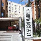 La 5ª con Madison - Un buen día en Madrid
