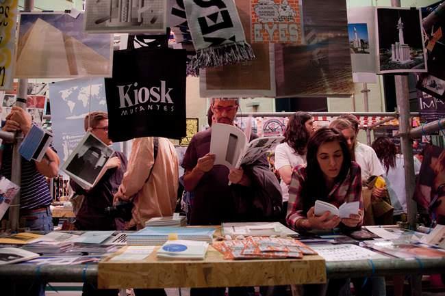 Con el Fanzine para llevar se pondrá punto y final a una nueva edición de La Feria de Libros Mutantes.