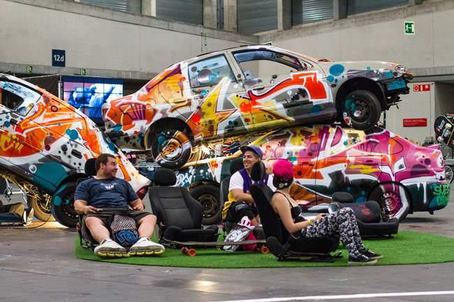 Diferentes formas artistas poblaran la nueva edición del festival Mulafest.