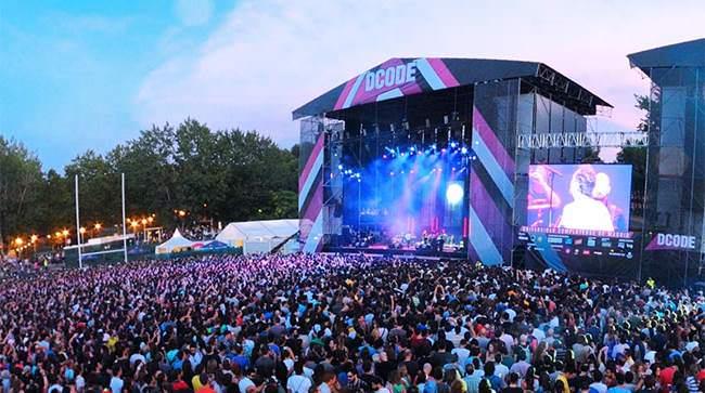 Imagen del Dcode Festival