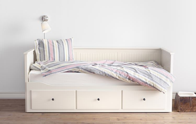 Dormitorio Ikea.