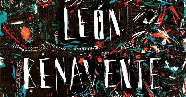 Portada del nuevo disco de León Benavente ¨2¨