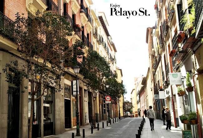 La calle Pelayo se convierte en un espacio vivo gracias a Enjoy Pelayo St.