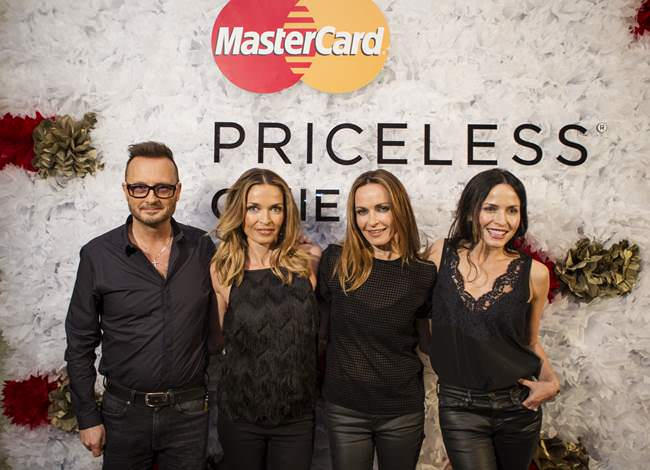 Mastercard Priceless Cities con The Corrs