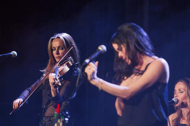 The Corrs en concierto en Madrid gracias a Mastercard y su programa Priceless Cities.