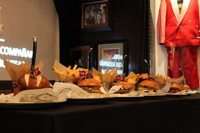 World Burger Tour en Hard Rock Café