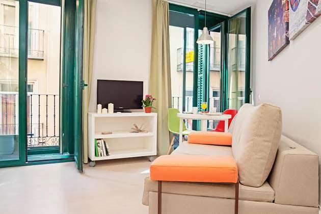Apartamentos Blume modernos en el Barrio de las Letras en Madrid