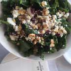 Kale Salad en Capuccino la Moraleja