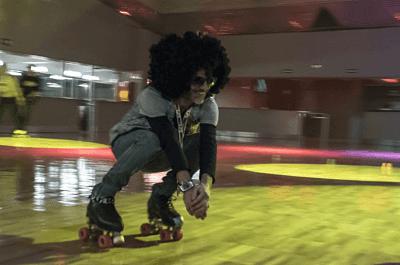 Pista de patinaje Rolling Dance & Burguer Madrid