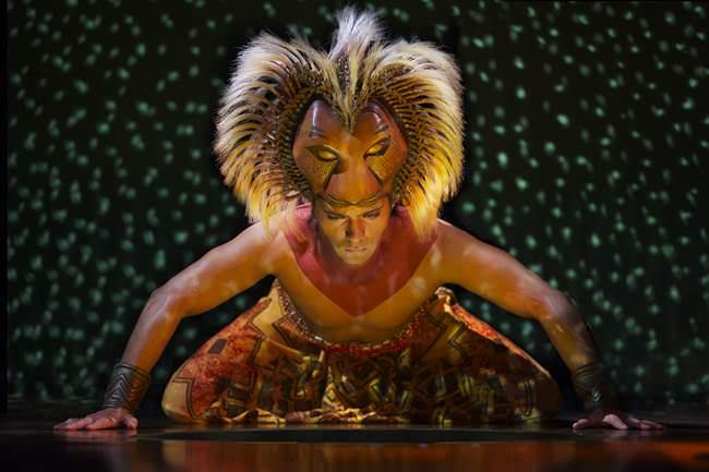Musical El Rey león Simba