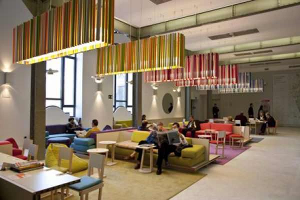 Centro-Centro Cibeles espacio de trabajo