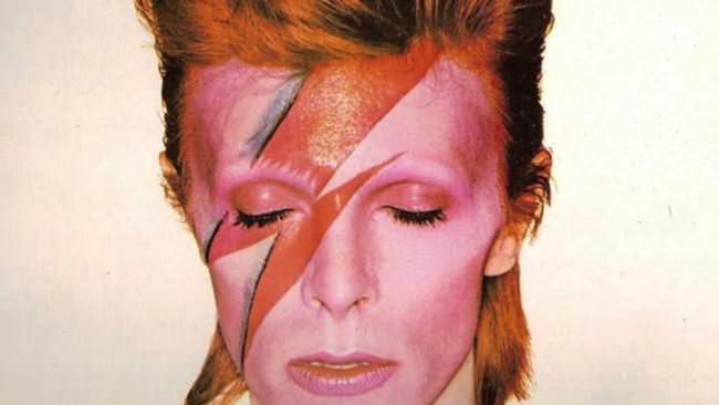 Concierto homenaje a David Bowie en Madrid.