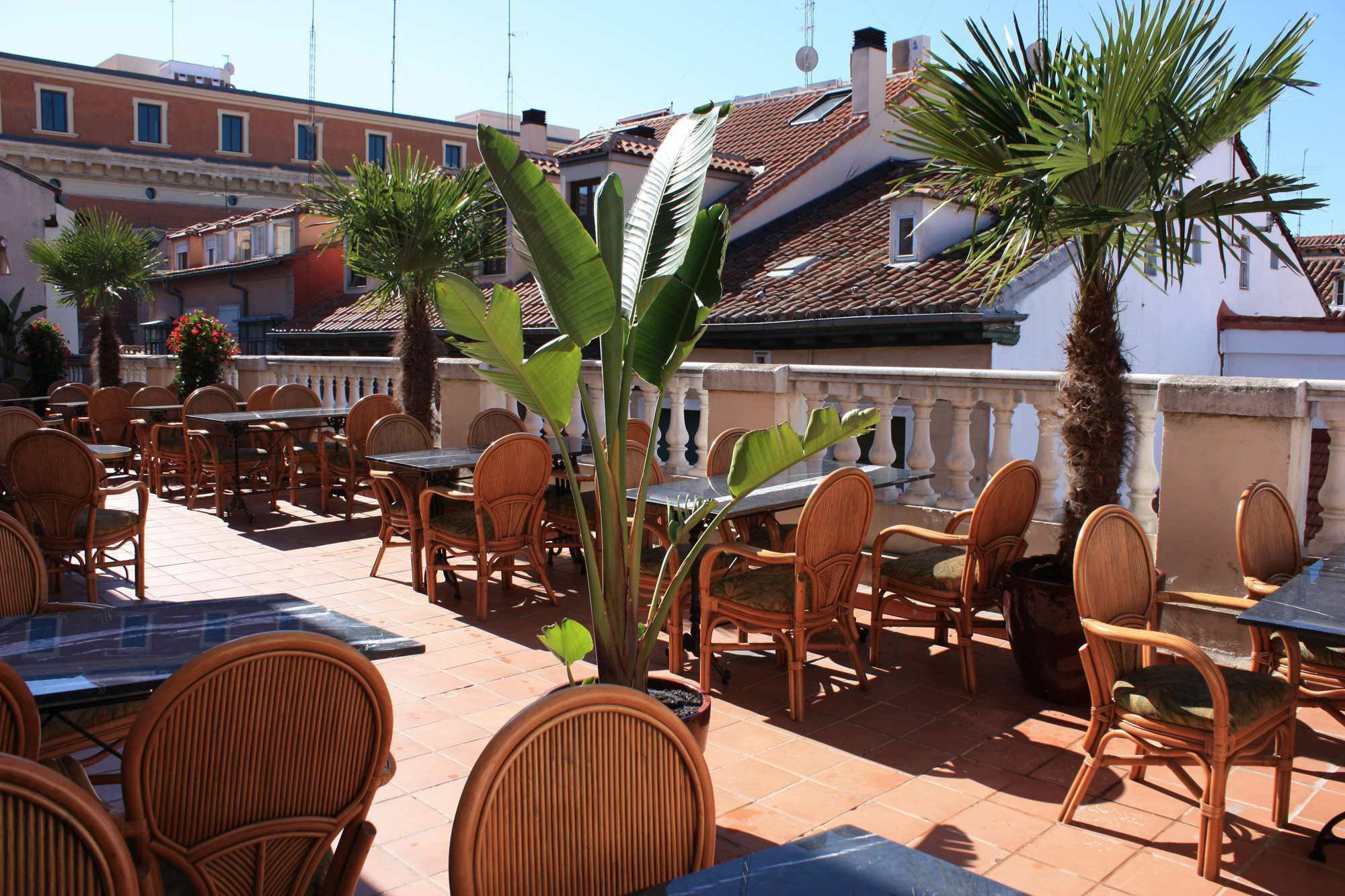 Las mejores terrazas de madrid for Terrazas sencillas y bonitas