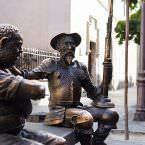 Alcalá de Henares - Un buen día en Madrid