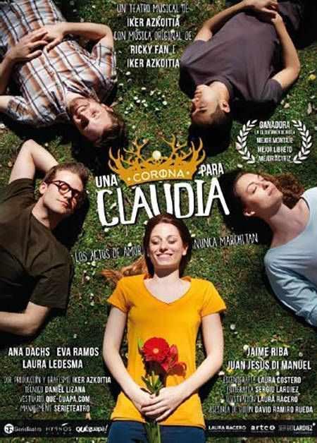 Una corona para Claudia en el Teatro Alfil