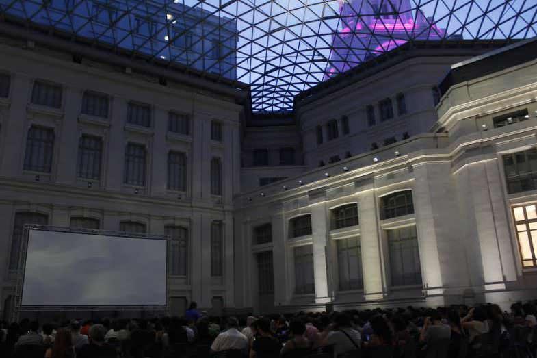 Cibeles de Cine en Palacio Cibeles de Madrid