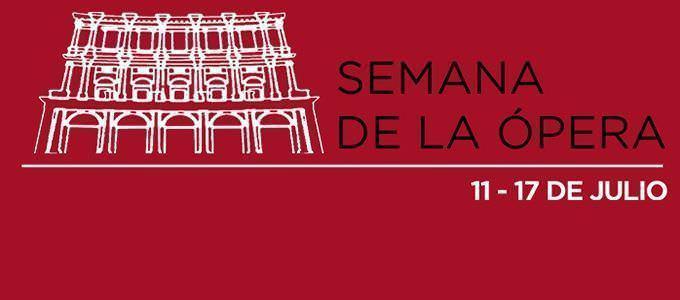 Cartel Semana de la Opera 2016