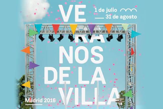 Los conciertos de verano del Teatro Circo Price están dentro de la programación de los Veranos de la Villa