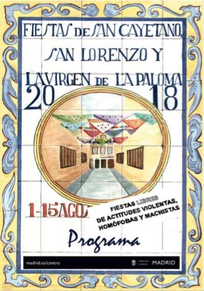 Fiestas San Lorenzo